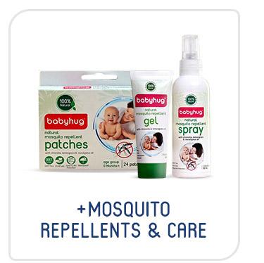 Mosquito Repellents & Care