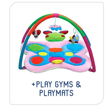 Play Gyms & Playmats