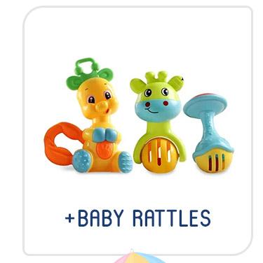 Baby Rattles