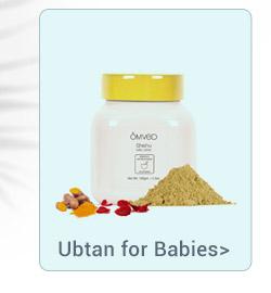 Ubtan for Babies