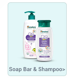 Soap Bar & Shampoo