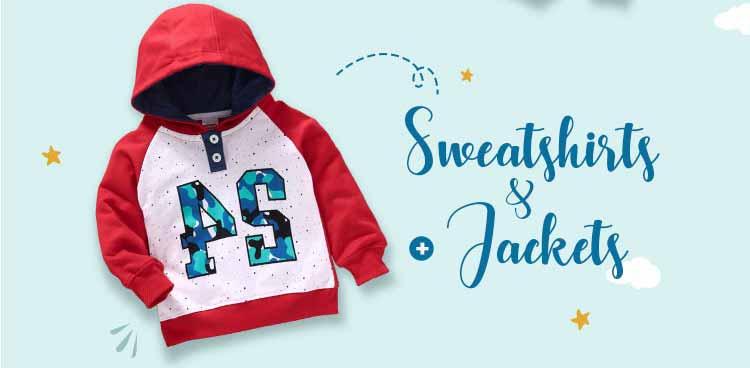 Sweatshirts & Jackets