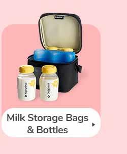 MILK STORAGE BAGS & BOTTLES