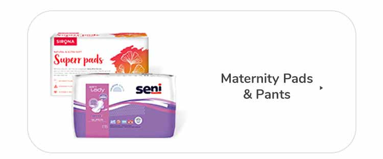 Maternity Pads and Pants