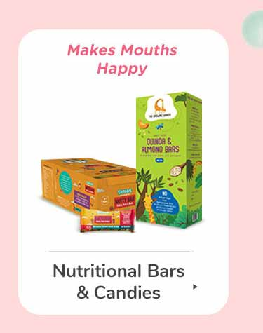 Nutritional Bars & Candies
