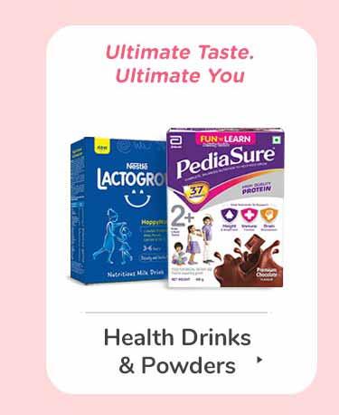 Health Drinks & Powders