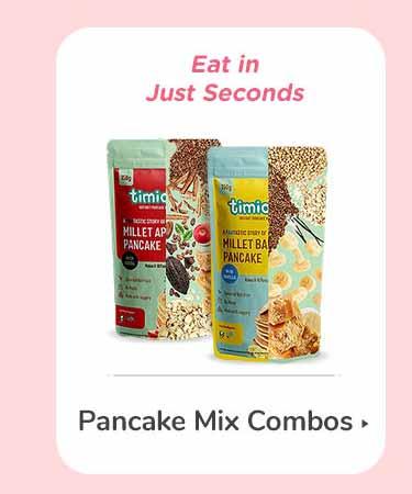 Pancake Mix Combos
