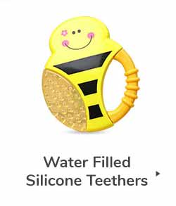 Water Filled Silicone Teether