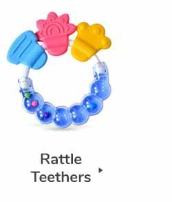 Rattle Teether