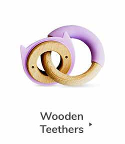Wooden Teethers