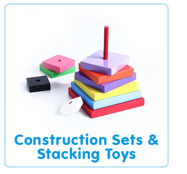 Construction Sets & Stacking Toys