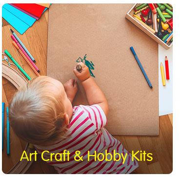 Art Craft & Hobby Kits