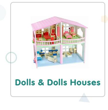 Dolls & Dolls Houses