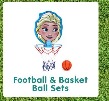 Football & Basket Ball Sets