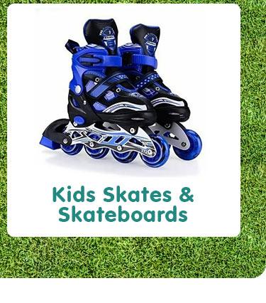 Kids Skates & Skateboards
