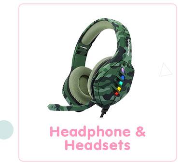 Headphone & Headsets