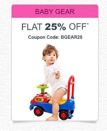 Baby Gear Coupons
