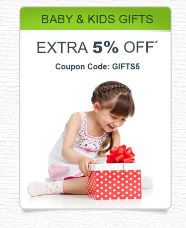 Baby & Kids Gifts Coupons