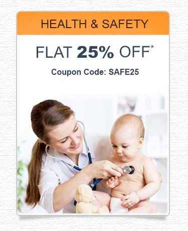 Health & Safety Coupons