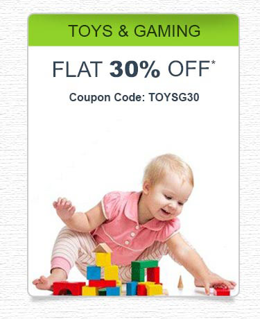 Toys & Gaming Coupons