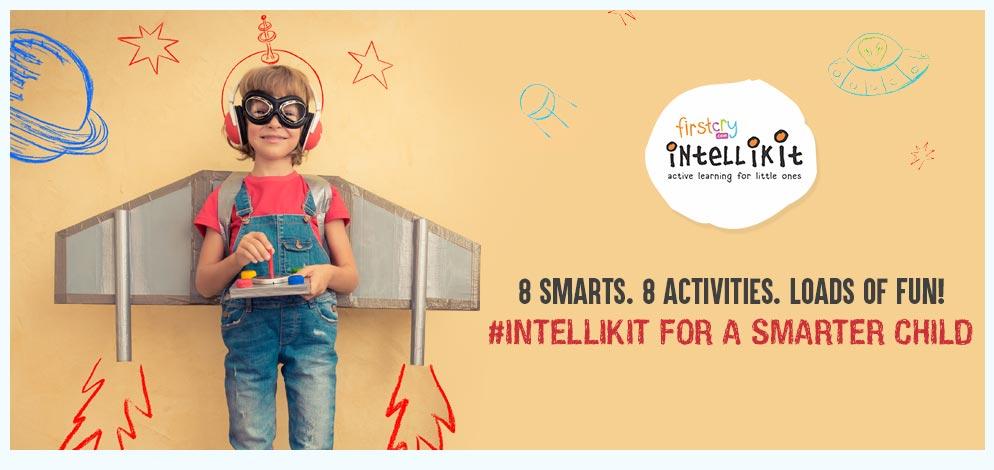 8 Smarts. 8 Activities. Loads of Fun