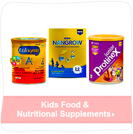 Kids Food & Nutritional Supplements