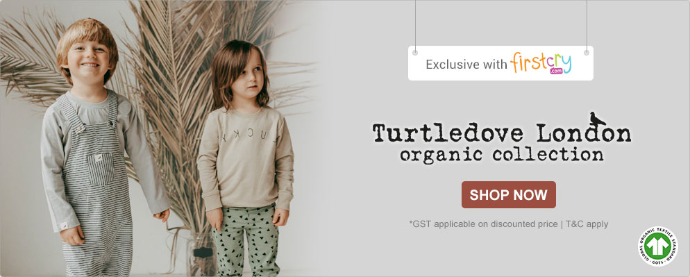 firstcry.com - Turtledove Kids Clothing and Shoes starting at just ₹552.21