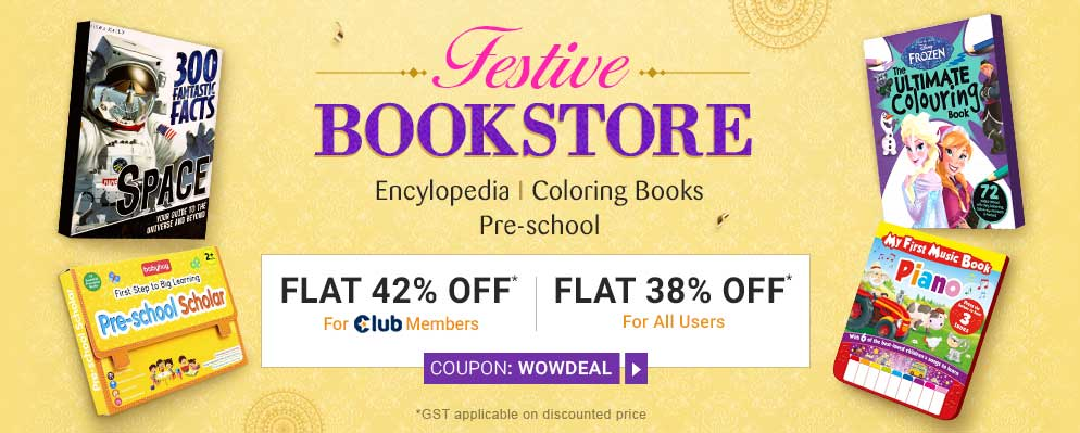 firstcry.com - Big Diwali Store – Get Flat 42% discount on all products
