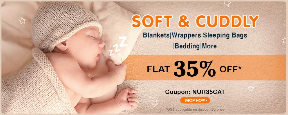 firstcry.com - Get Flat 35% OFF on Entire Nursery Range