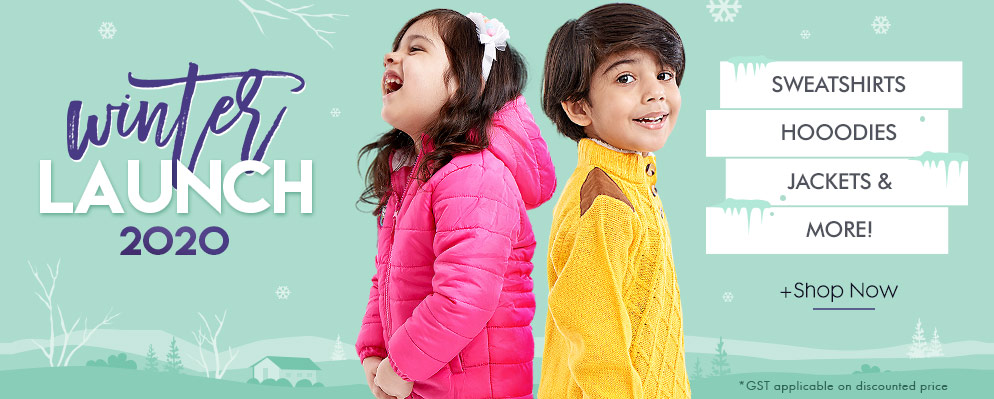 Firstcry - Up To 15% OFF on Kids Fashion