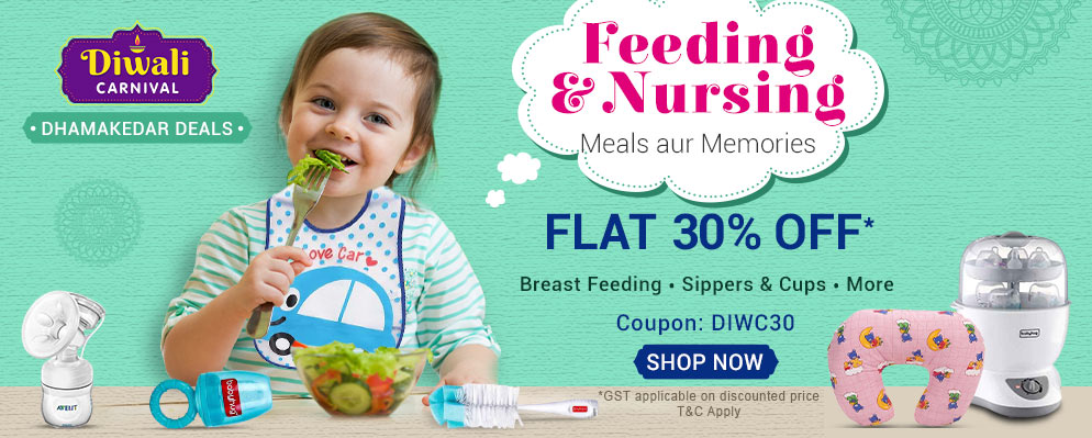 firstcry.com - Avail 30% Discount on Baby Care, Gear, Nursery and Toys