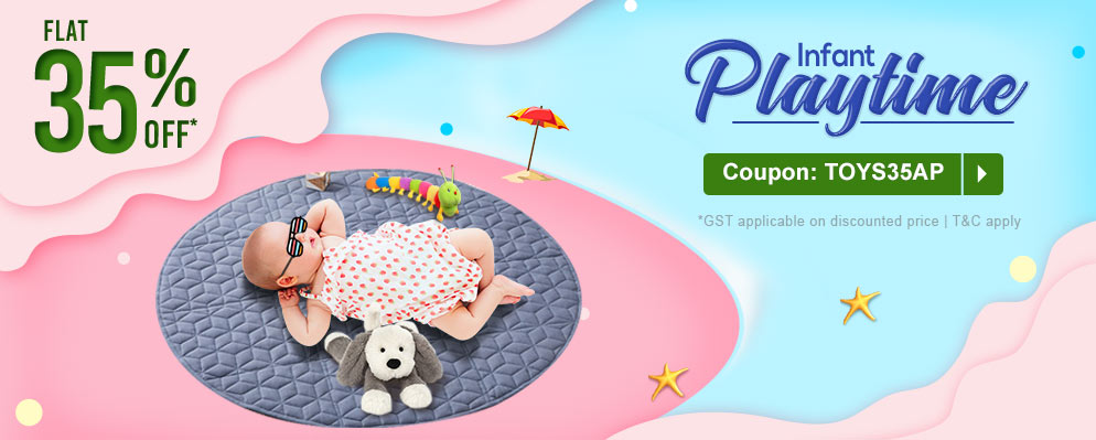 firstcry.com - Get Flat 35% off on Entire Toys Range