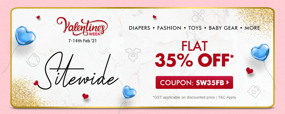 firstcry.com - Get Flat 35% OFF
