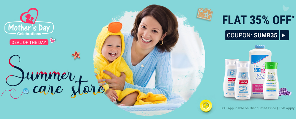 firstcry.com - Get 35% off on most products