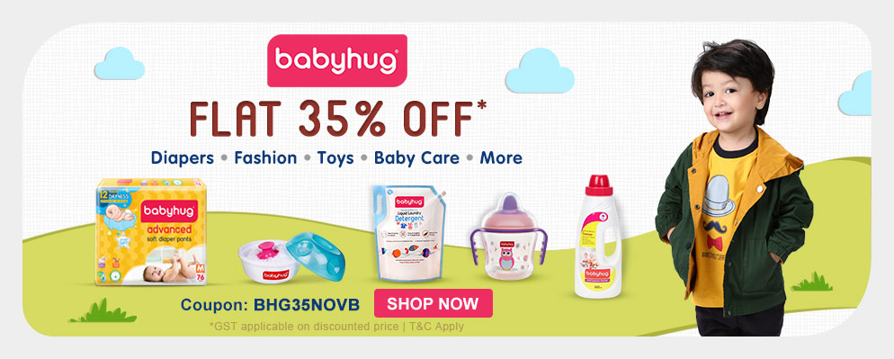 Firstcry Offers & Discount Sale - Flat 35% off on Kids Entire range