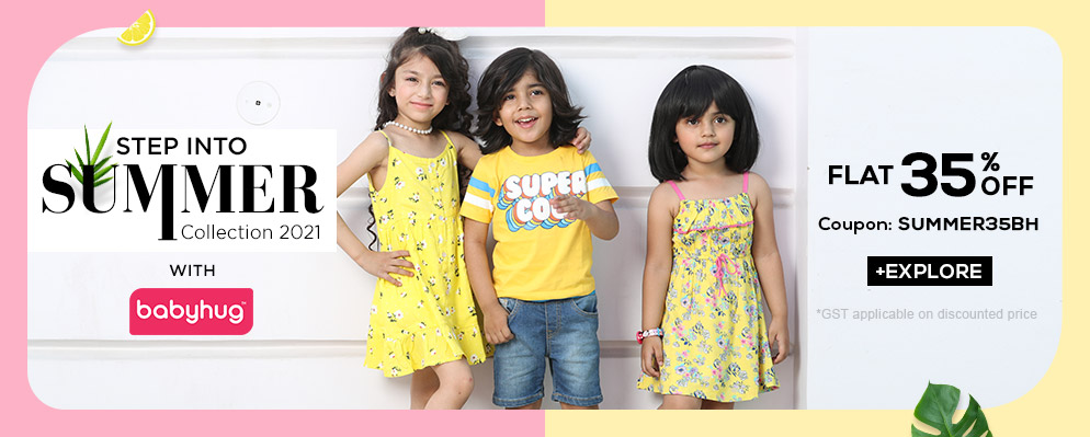 Coupons and Offers for FirstCry - Avail 35% discount on Fashion
