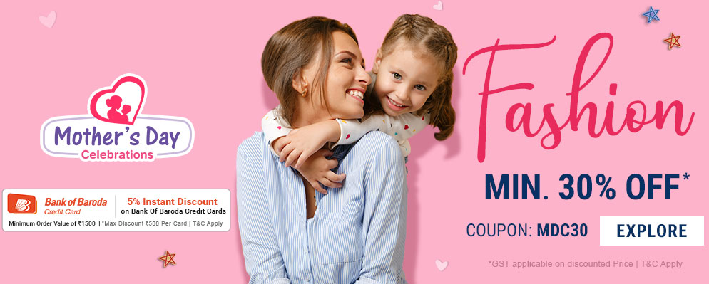 firstcry.com - Get Flat 30% off on Select Fashion Range