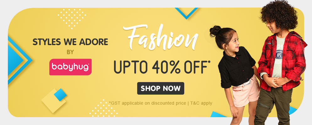 firstcry.com - Get Upto 40% Discount on Kids Fashion