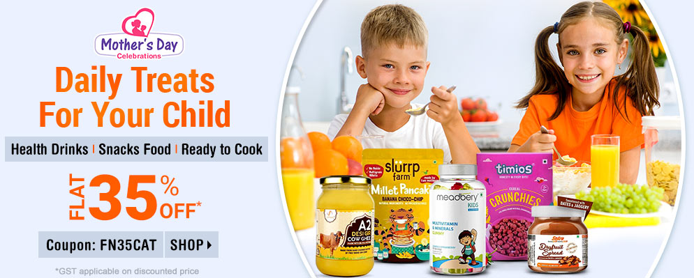 firstcry.com - Get Flat 35% OFF on Feeding & Nursing Range
