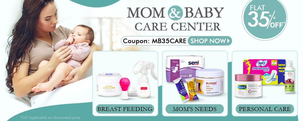 firstcry.com - 35% off on Mom and Baby Care Products