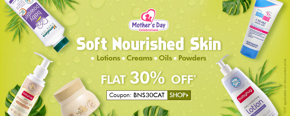 firstcry.com - Get 30% discount on Entire Bath and Skin Care