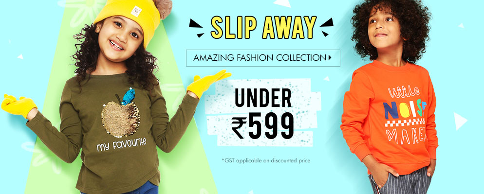firstcry.com - Kids Fashion under ₹599