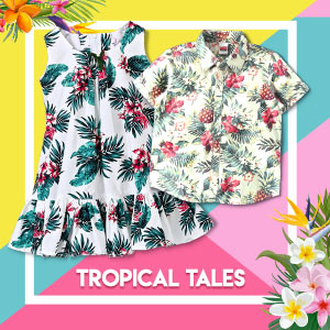 Tropical Vibes | 6M - 12Y