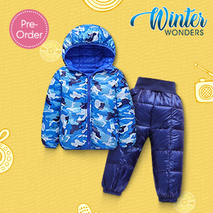 His Winter Favourites | 6M - 8Y