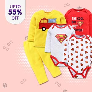 For the Mamma's Boy | Up to 4Y