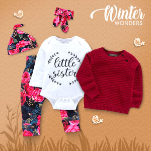 Baby Girl's Store | Infant