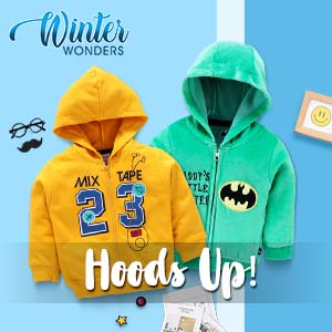 Hoods for Heads | 9M - 6Y