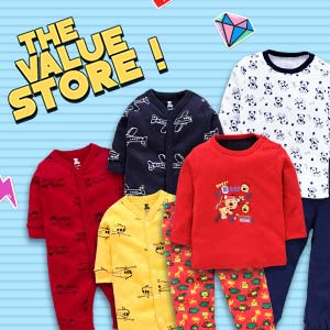 The Value Pack Store | Up to 4Y