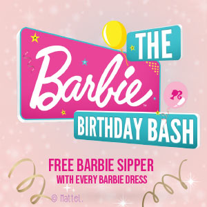 BARBIE's Birthday Coming Up | 3M - 8Y