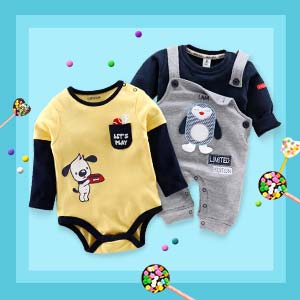 For your li'l munchkin | Infant